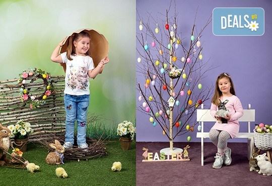 Индивидуална, детска или семейна фотосесия в студио и обработка на всички заснети кадри от Chapkanov photography - Снимка 24