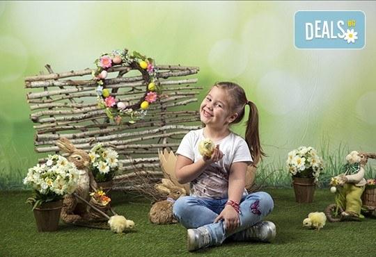 Индивидуална, детска или семейна фотосесия в студио и обработка на всички заснети кадри от Chapkanov photography! - Снимка 9