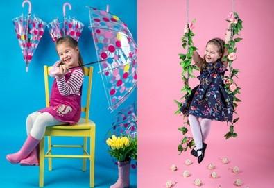 Индивидуална, детска или семейна фотосесия в студио и обработка на всички заснети кадри от Chapkanov photography! - Снимка