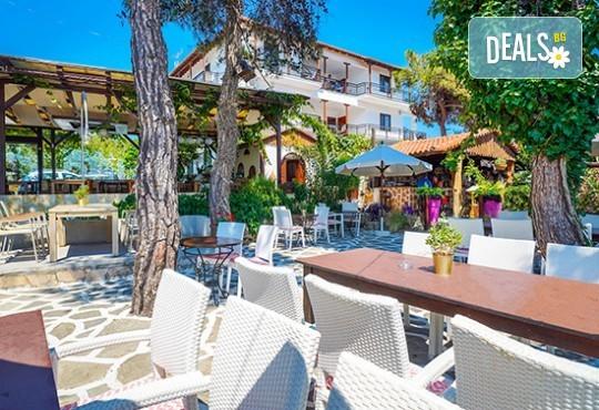 Почивка през юни в Hotel Esperia 3* на остров Тасос! 5 нощувки със закуски и вечери, транспорт - Снимка 8
