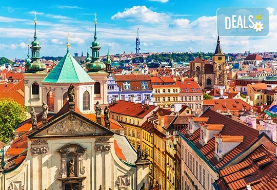 До Прага, Виена и Будапеща: 4 нощувки и закуски, транспорт и водач