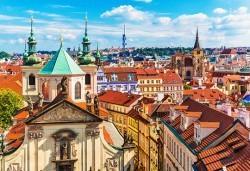 Екскурзия до Прага, Виена и Будапеща! 4 нощувки и закуски в хотел 3*, транспорт и представител от ВИП Турс - Снимка