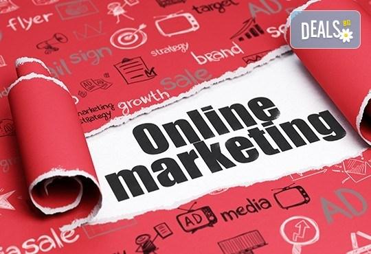 Онлайн консултация по дигитален маркетинг, фейсбук маркетинг, имейл маркетинг или контент съдържание от Digital Coaching - Снимка 1
