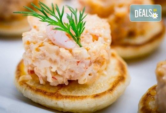 100 броя хапки в сет за Вашия специален повод от кулинарна работилница Деличи - Снимка 2