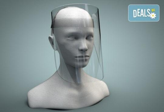 Маска за лице за многократна употреба, изработена от вералит, от New Partner Ideas - Снимка 1