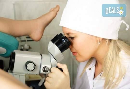 Гинекологичен пакет с преглед, ултразвукова диагностика, микробиология и цитонамазка от Медицински център МедКрос - Снимка 2