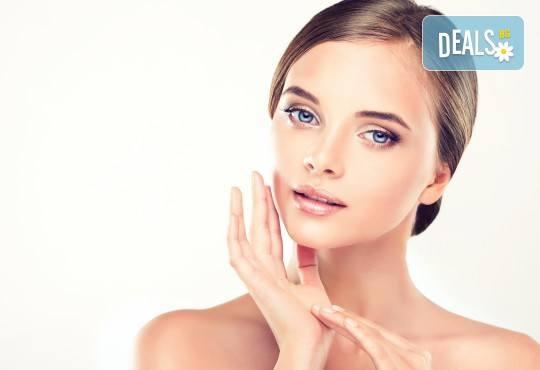 Грижа за Вашата кожа! Почистване на лице с ултразвукова шпатула, по желание в комбинация с антиакне терапия в Anima Beauty&Relax - Снимка 1
