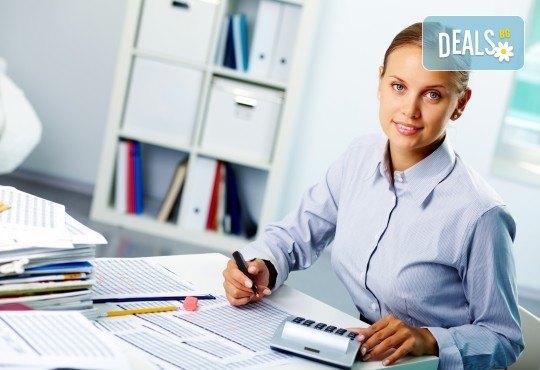 Онлайн професионално обучение по банково дело - 50 или 600 учебни часа и издаване на удостоверение за професионално обучение или сертификат - Снимка 2