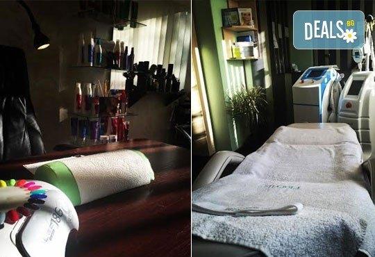 Свежест и младост за Вашата кожа! Почистване на лице с ултразвук, кислородна терапия и козметичен масаж в студио за красота Velesa - Снимка 6