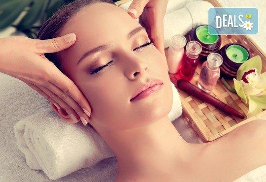 60-минутна луксозна златна терапия за лице, комбинирана с релаксиращи масажни техники, в Anima Beauty&Relax - Снимка 4