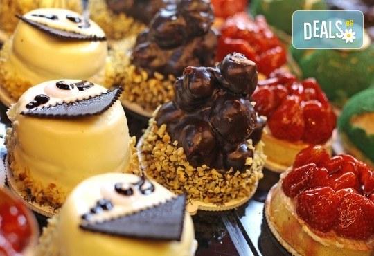 Сладко изкушение за Вашия повод! Вземете сет от 100, 150 или 200 сладки хапки от H&D catering - Снимка 4