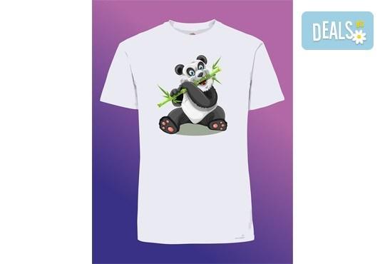 Забавен и оригинален подарък! Тениска с щампа по Ваш избор от Хартиен свят - Снимка 10