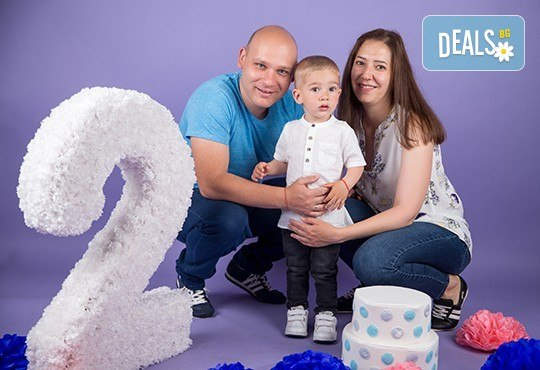 Професионална детска или семейна външна фотосесия и обработка на всички заснети кадри от Chapkanov Photography - Снимка 30