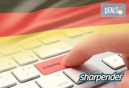 Индивидуален 3 или 6 месечен онлайн курс по немски за ниво А1, А2 или А1 + А2, от онлайн езикови курсове Sharpender - Снимка 1