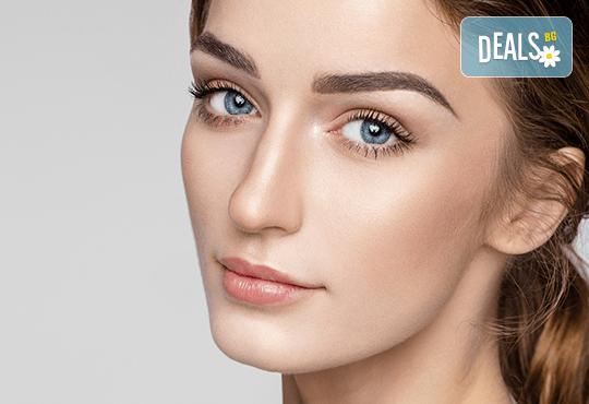 Красива и здрава кожа! Дълбоко почистване на лице в 11 стъпки и оформяне на вежди в Студио за красота Secret Vision - Снимка 3