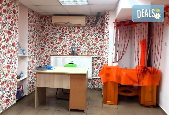 Лазерна епилация на зона по избор за мъже или за жени в Салон за красота Mery Relax - Снимка 5