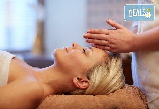 Лечебен, класически или болкоуспокояващ масаж с магнезий или луга на гръб или на цяло тяло + масаж на глава, ходила или длани в Mery Relax - Снимка 1