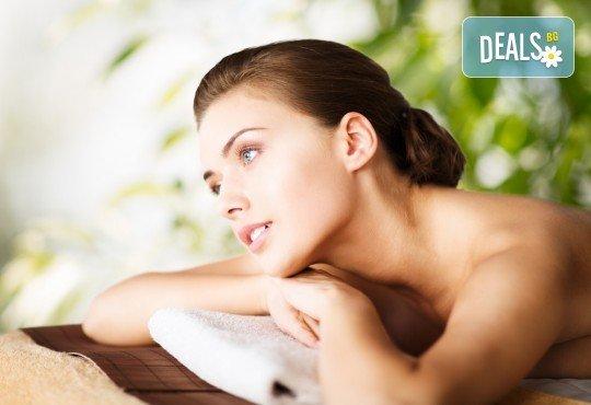 Лечебен, класически или болкоуспокояващ масаж с магнезий или луга на гръб или на цяло тяло + масаж на глава, ходила или длани в Mery Relax - Снимка 4