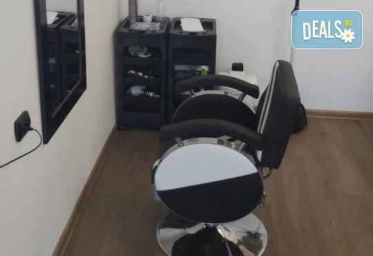 Терапия за коса, оформяне със сешоар и стилизиране на прическа в салон за красота Bibi Fashion! - Снимка 12