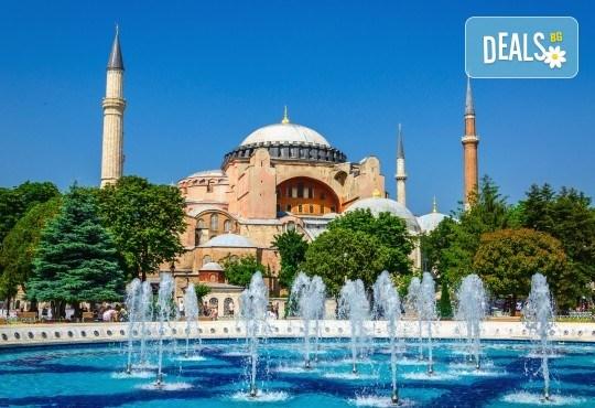 Лято в Истанбул и Одрин: 3 нощувки със закуски, транспорт, посещение