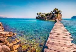 Лятна почивка на остров Закинтос - перлата на Йонийско море! 5 нощувки със закуски и вечери, транспорт и водач от България Травъл - Снимка