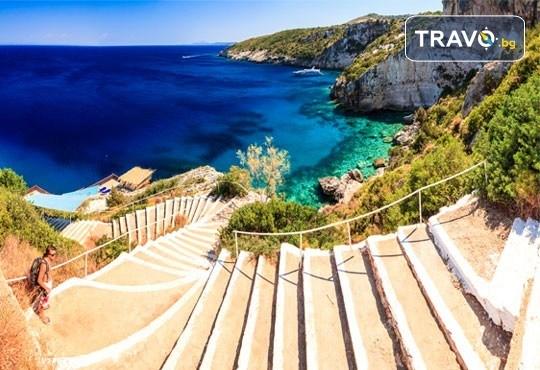 Лятна почивка на остров Закинтос - перлата на Йонийско море! 5 нощувки със закуски и вечери, транспорт и водач от България Травъл - Снимка 7