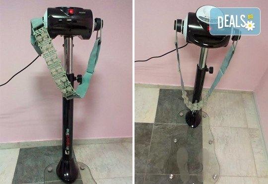 Стройна фигурата! 120 минути процедури за оформяне на тяло с вибро колан в Senses Massage & Recreation! - Снимка 3