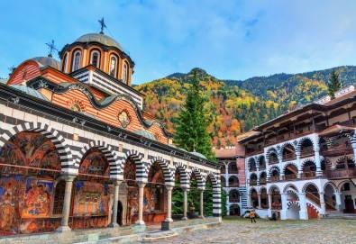 Еднодневна екскурзия на 11.07. до Рилския манастир и Стобските пирамиди - транспорт и водач от туроператор Поход - Снимка