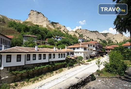 Екскурзия на 12 юли (неделя) до Мелник, Роженския манастир, Рупите! Транспорт, водач и дегустация на вино в Кордупуловата къща - Снимка 3