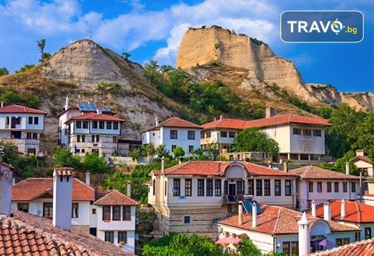 Екскурзия на 12 юли (неделя) до Мелник, Роженския манастир, Рупите! Транспорт, водач и дегустация на вино в Кордупуловата къща - Снимка 1