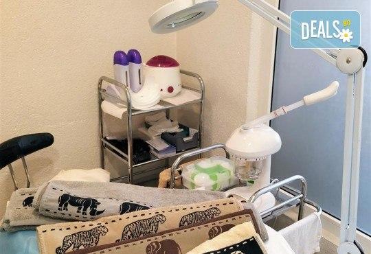 Оформяне и почистване на вежди + бонус - маска за лице и пилинг с шоколад, в студио Нова - Снимка 8
