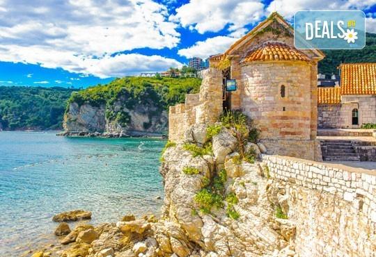 Лятна почивка на Черногорската ривиера! 5 нощувки със закуски и вечери във Hotel Boris, транспорт, фотопауза на Шкодренското езеро, каньона на р. Ибър и р. Морача - Снимка 7