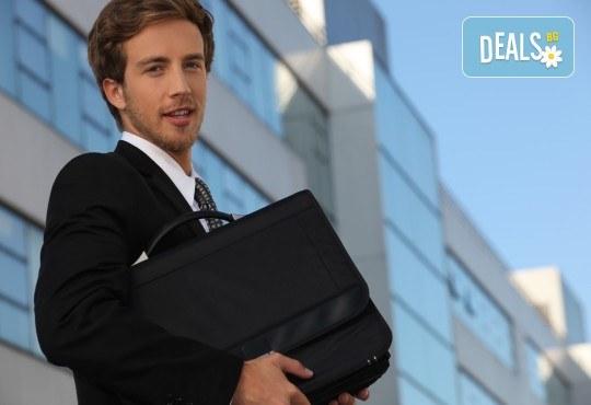 Онлайн професионално обучение по банково дело - 50 или 600 учебни часа и издаване на удостоверение за професионално обучение или сертификат - Снимка 1
