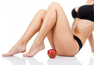 Антицелулитен масаж 1, 3 или 5 процедури с масло от канела и портокал в Салон за красота Вили - Снимка