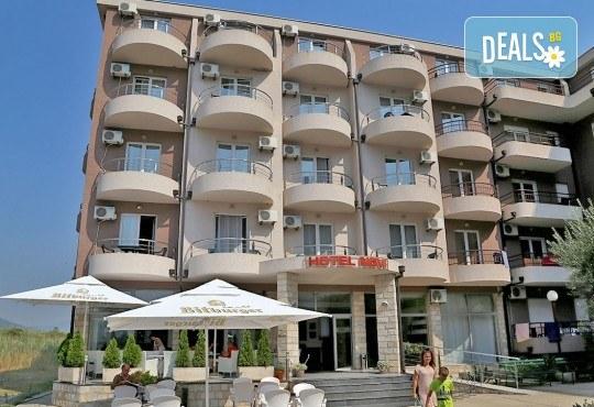 Почивка с цялото семейство в Черна гора! 5 нощувки със закуски и вечери във Hotel Novi 3* и транспорт, възможност за посещение на Будва и Котор - Снимка 1