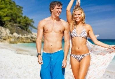 Почивка на остров Тасос! 5 нощувки със закуски в Hotel Lena 2*, транспорт и водач от Комфорт Травел - Снимка