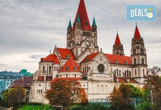 Екскурзия до Виена, Будапеща и Прага: 5 нощувки и закуски, транспорт