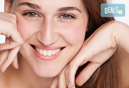 Млада кожа с кислороден пилинг и кислородна неинжективна мезотерапия за лице и шия в центрове Енигма! - Снимка 2