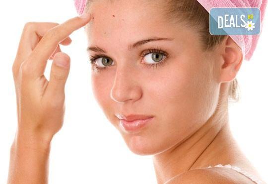 Лечение на акне, нанотехнология за почистване и дезинкрустация в дермакозметични центрове Енигма! - Снимка 1