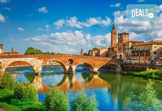 Отново в Италия! 3 нощувки със закуски, транспорт, екскурзоводско обслужване и посещение на Верона, Венеция и Загреб - Снимка 4