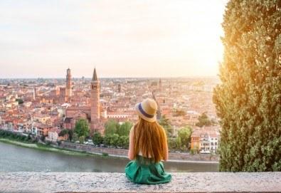 Отново в Италия! 3 нощувки със закуски, транспорт, екскурзоводско обслужване и посещение на Верона, Венеция и Загреб - Снимка