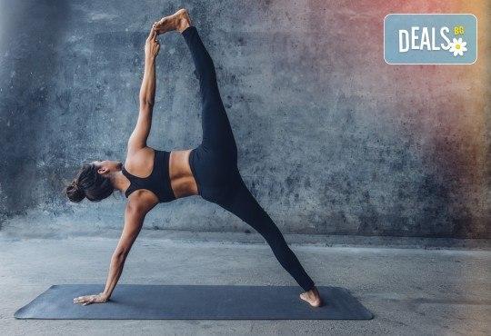 Студио за аеробика и танци Фейм - 4 тренировки по избор от комбинирана гимнастика, йога стречинг, Fat Burning Class, Zumba, PortDeBras - Снимка 4