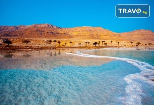 Екзотична екскурзия до Йордания през есента! 4 нощувки със закуски и вечери в хотел 3*/4*, самолетен билет и трансфери, посещение на Петра и джип сафари в пустинята Вади Рум - Снимка 4