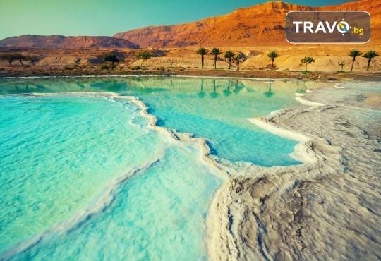 Екзотична екскурзия до Йордания през есента! 4 нощувки със закуски и вечери в хотел 3*/4*, самолетен билет и трансфери, посещение на Петра и джип сафари в пустинята Вади Рум - Снимка 5