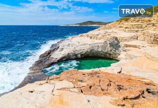 Екскурзия през септември или октомври до остров Тасос! 3 нощувки със закуски и вечери в хотел 3*, транспорт и водач - Снимка 2