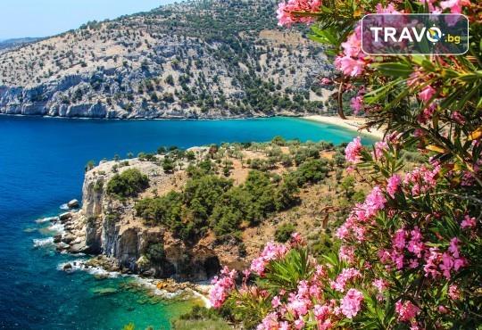Екскурзия през септември или октомври до остров Тасос! 3 нощувки със закуски и вечери в хотел 3*, транспорт и водач - Снимка 1