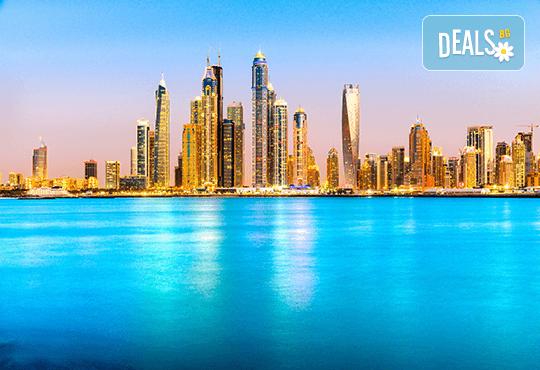 Екскурзия през септември до Дубай на супер цена! 4 нощувки с 4 закуски и 4 вечери в хотел 3* или 4*, самолетен билет, посещение на Абу Даби - Снимка 2