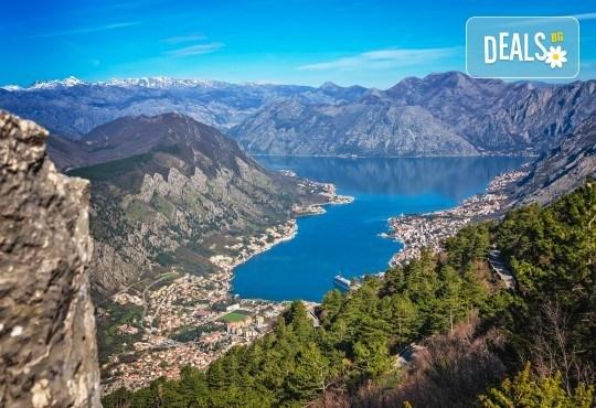 На Черногорската ривиера през есента: 4 нощувки със закуски и вечери, транспорт