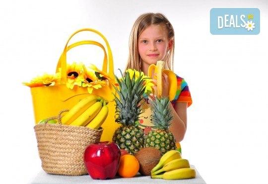 Лятна фотосесия в студио - бебешка, детска, индивидуална или семейна + подарък: фотокнига, от Photosesia.com - Снимка 3