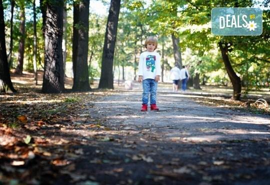 Детска, семейна или индивидуална фотосесия на открито или на адрес на клиента + подарък DVD от New Line Production - Снимка 20